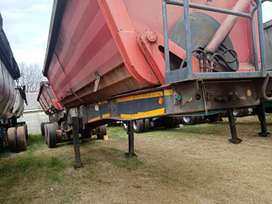 SA Truck Bodies Side Tipper On Sell