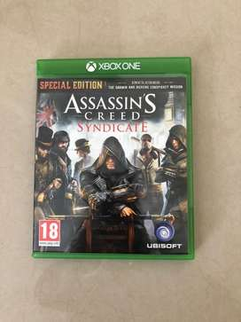 Xbox one - Assassins Creed Syndicate