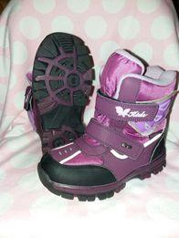 Зимние термо ботинки