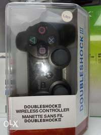 Double shock wireless controller 0