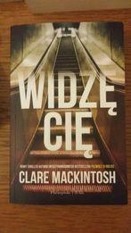 Widzę cię Clare Mackingtosh Pruszyński