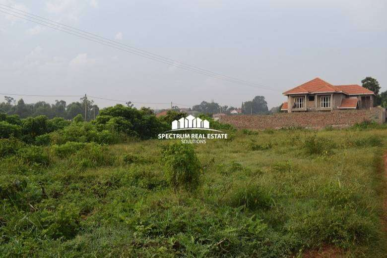 Land for sale in Kira 0