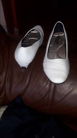 New white shoes -size 9