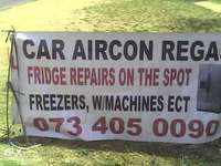 Image of frigde repairs n all car home home n office aircon regas on site