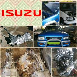 Isuzu KB Stripping for spares Cab Chassis loadbody.