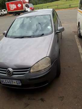 I'm selling my car golf5  still in good condition just start and drive