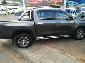 Toyota Hilux 2.8 GD6 Automatic