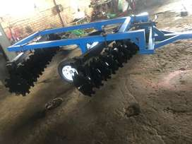 New disc harrows