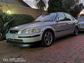 Honda ballade 160i executive sale or swop for a e30 or e36
