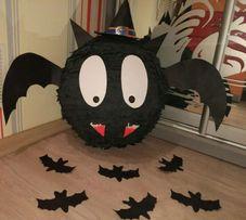 Огромная пиньята летучая Мишь на Хеллоуин