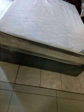 New double bamboo & queen size beds for sale