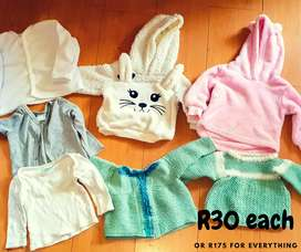 Baby Girls Clothing 0 to 12 months