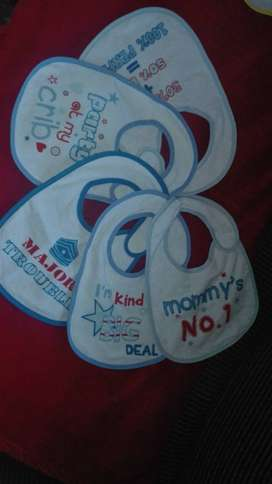 Babies chain store bibs for sale