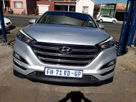 2016 Hyundai Tucson (2.0) Automatic With Service Book