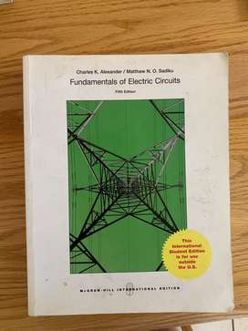 Fundumentals of Electric Circuits Mcgraw hill