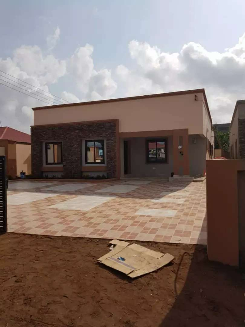 Elegant 3Bedroom House @ ABLAJEI-AGBOGBA 0