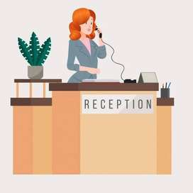 Receptionist position