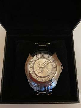 MARC ECKO E12516G1 ANALOGUE WITH STONES ON INNER BEZEL
