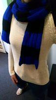 Piękny szalik firmy Diverse nowy uniseks męski damski młodzież akryl