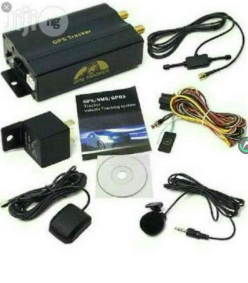 Tracking device. We install and maintain your vehicle tracker 0
