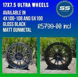 ULTRA WHEELS