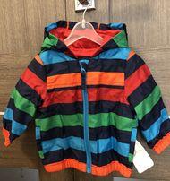 Куртка ветровка для мальчика Mothercare, р-р 3-6 месяцев