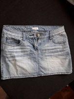 spódnica jeans Orsay