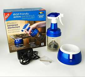 Mini 450ml Home Liquid Disinfectant & Cleaning Generator Spray Machine