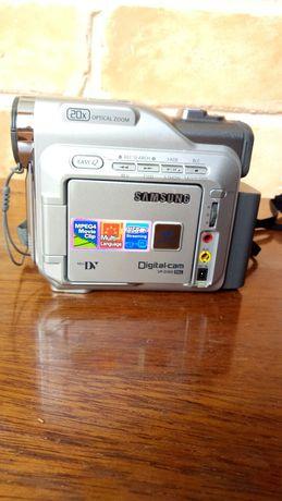 Видеокамера Samsung VP-D303 mini DV на запчасти.
