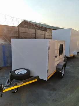 Brand New Enclosed Trailers by QTEC Trailers