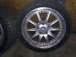 Диски BMW RH Phoenix 5 120 R17 с резиной