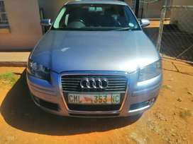 It's an audi a3 sports 2005 model in good conditions, n automatic gear