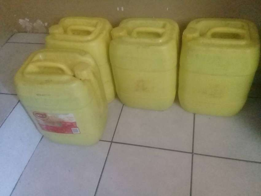 I Buy used cooking oil