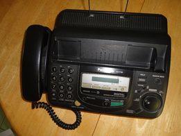 Телефон-факс Panasonic KXFT168