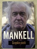 Mankell, Grząskie Piaski książka Autobiografia