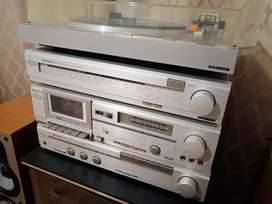 Hitachi stack hi Fi