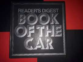 Book Of The Car - Readers Digest - MAI Jacobson.
