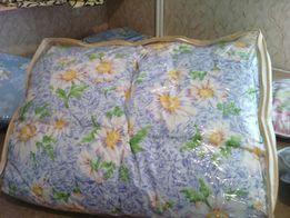 Чистка подушек пошив одеял
