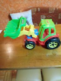 Traktor Wader.