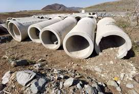 900x200DCS Concrete pipes for sale