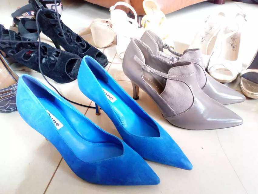 Lady shoes all from US 0