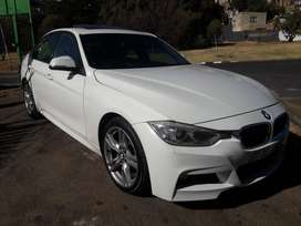 2015 Model BMW 3 Series 320i Edition M Sport  Automatic