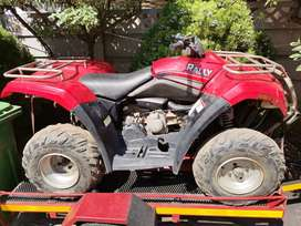 2006 Bombardier Rally 200cc automatic for sale/to swop