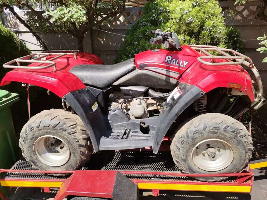 2006 Bombardier Rally 200cc automatic for sale/to swop 0