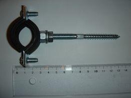 Хомуты Walraven BIS 2S с вкладышем EPDM (M8, M8/10) 25-28 мм ¾ с доп.