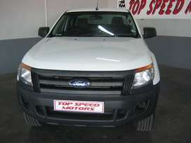 FORD RANGER SUPERCAB 2.2 (2014)