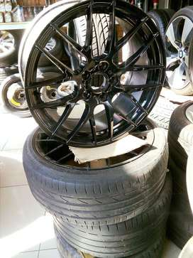 BMW E90 M3 COMPETITION PACK RIMS