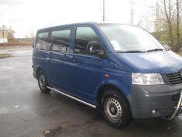 Перевозки по Киеву, Украине на микроавтобусе VW T5