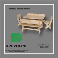 Деревянная мебель под заказ, стол, стул, столешницы
