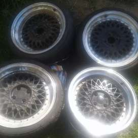 """4  """"17""""inch  Max Wheels- fits on all type of Cars."""